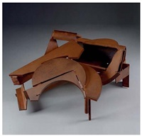 pine squat by anthony caro