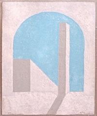 torre blanca by rufino tamayo