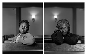 the birmingham project: mathis menefee and cassandra griffin by dawoud bey