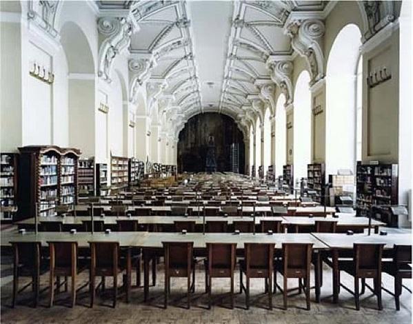 narodni knihovna praha v by candida höfer