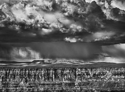 grand canyon, national forest, arizona, usa by sebastião salgado