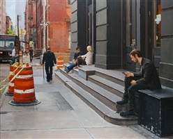 steps (sold) by vincent giarrano