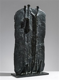 seated group by kenneth armitage