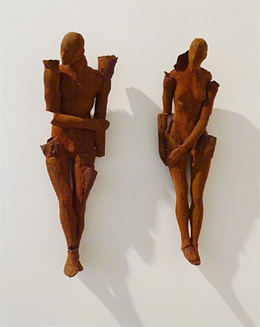 ancestors (male and female) by emil alzamora