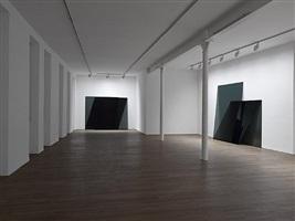 installation view of the exhibition 'iran do espírito santo: aside'
