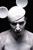 the golden age 2 (marilyn manson) by gottfried helnwein