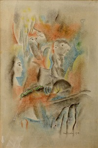 sping by max weber