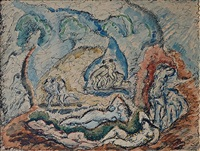 summer by max weber