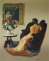 lady of shalott by douglas william hofmann