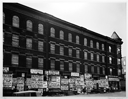 brooklyn billboards by berenice abbott
