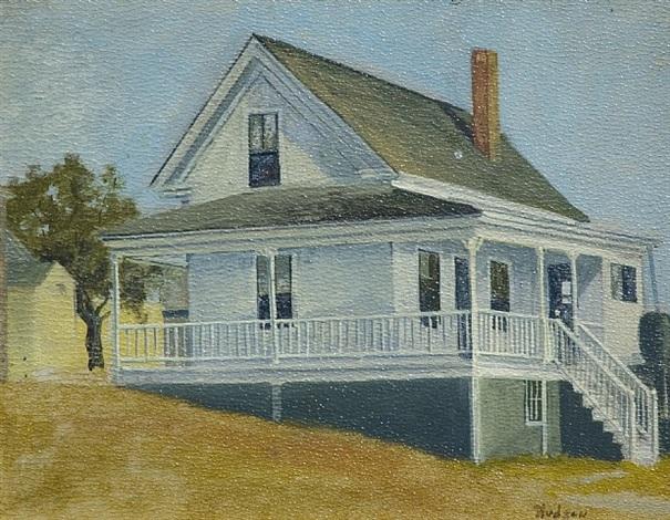 the white house by john bradley hudson