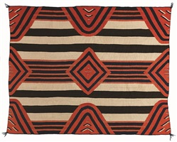 chief's blanket, navajo, arizona or new mexico