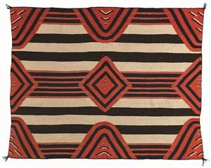chief's blanket, navajo, arizona or new mexico