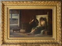the story teller by alexandre cabanel