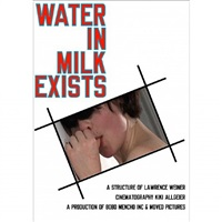 water in milk exists by lawrence weiner