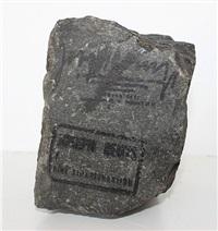 pflasterstein (eine straßenaktion) by joseph beuys