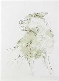 dog by elisabeth frink