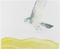sparrow hawk by elisabeth frink