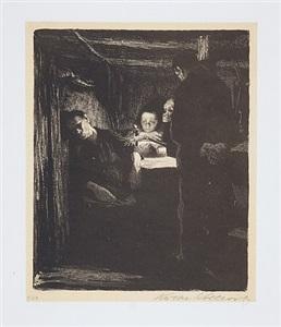 death by käthe kollwitz