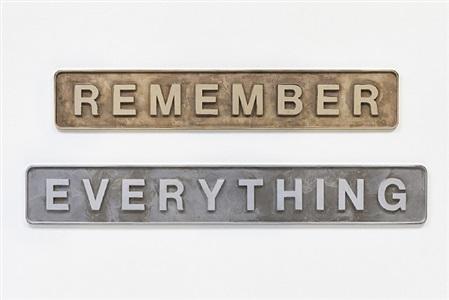 remember everything 40 years galerie max hetzler oudenarder str. by darren almond