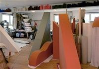 studio fulda, oct 2013 by franz erhard walther