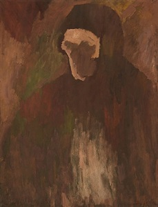 the franciscan by david bomberg