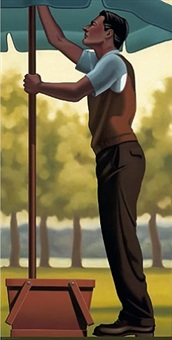 fire and fell by r. kenton nelson