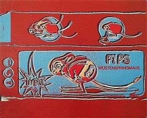 fips mouse by andy warhol