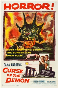curse of the demon by columbia pictures