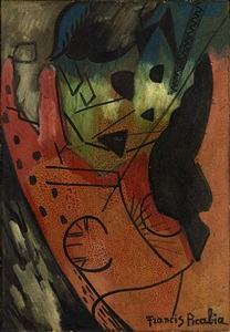 abstrakt by francis picabia
