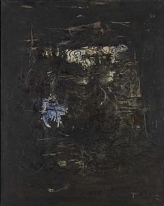 abstrakt by emil schumacher