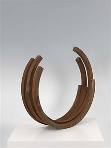abstrakt by bernar venet