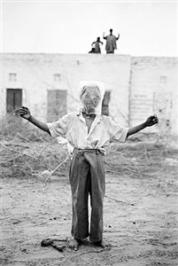 jogiyan ka dera, lunkaransar (from the series notes from the desert) by gauri gill