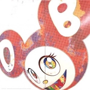 and then, when it's done…i change by takashi murakami