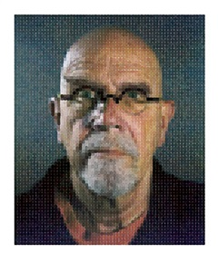 american international fine art fair by chuck close