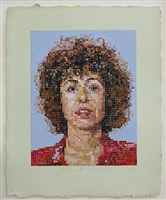 linda by chuck close