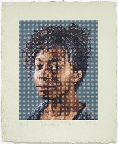 kara by chuck close