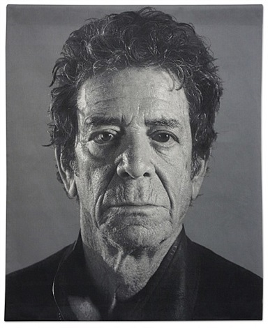 lou by chuck close