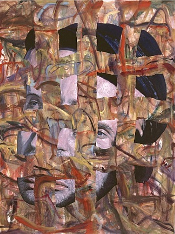 untitled (julian) by jim shaw