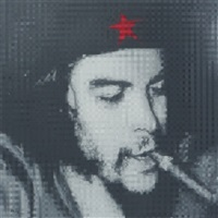 che guevara ii by luo taisheng