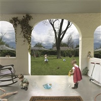 before the storm by julie blackmon