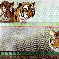 trois tigres / three tigers by daniele akmen