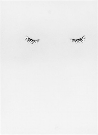 close lips by erwin blumenfeld