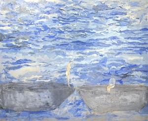 el mar ii by raul diaz