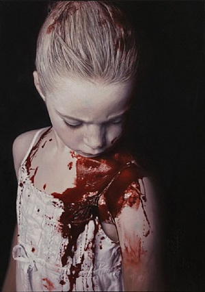 the disasters of war 27 by gottfried helnwein