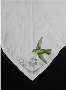 oh hummingbird by greg mort