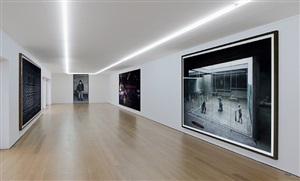 installation view galerie rüdiger schöttle