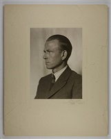 otto dix by august sander