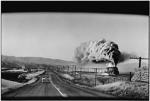 wyoming, 1954 by elliott erwitt