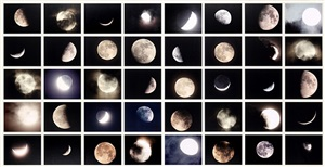 moon wall iv by vera lutter